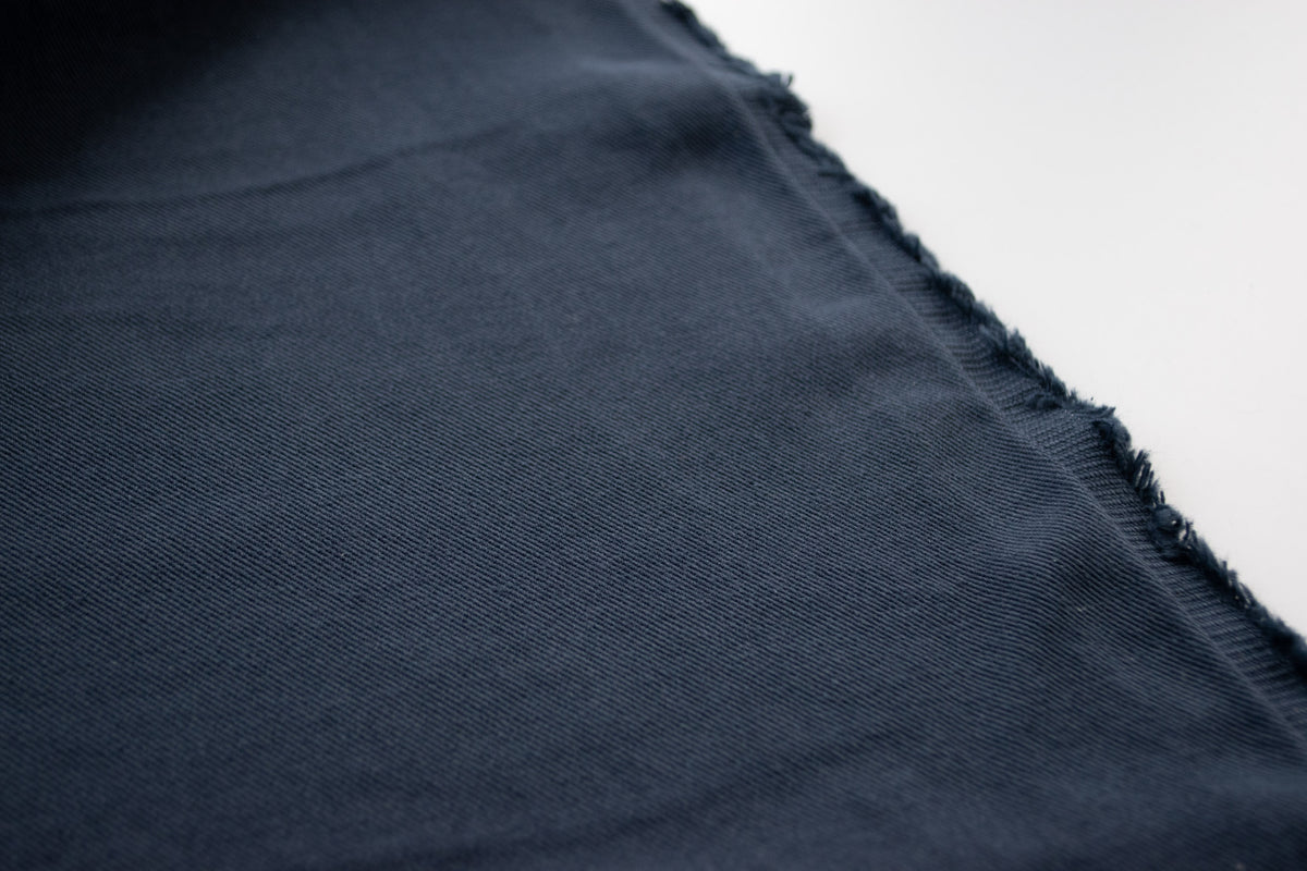 Heavy Cotton Drill - Classic Navy - MaaiDesign
