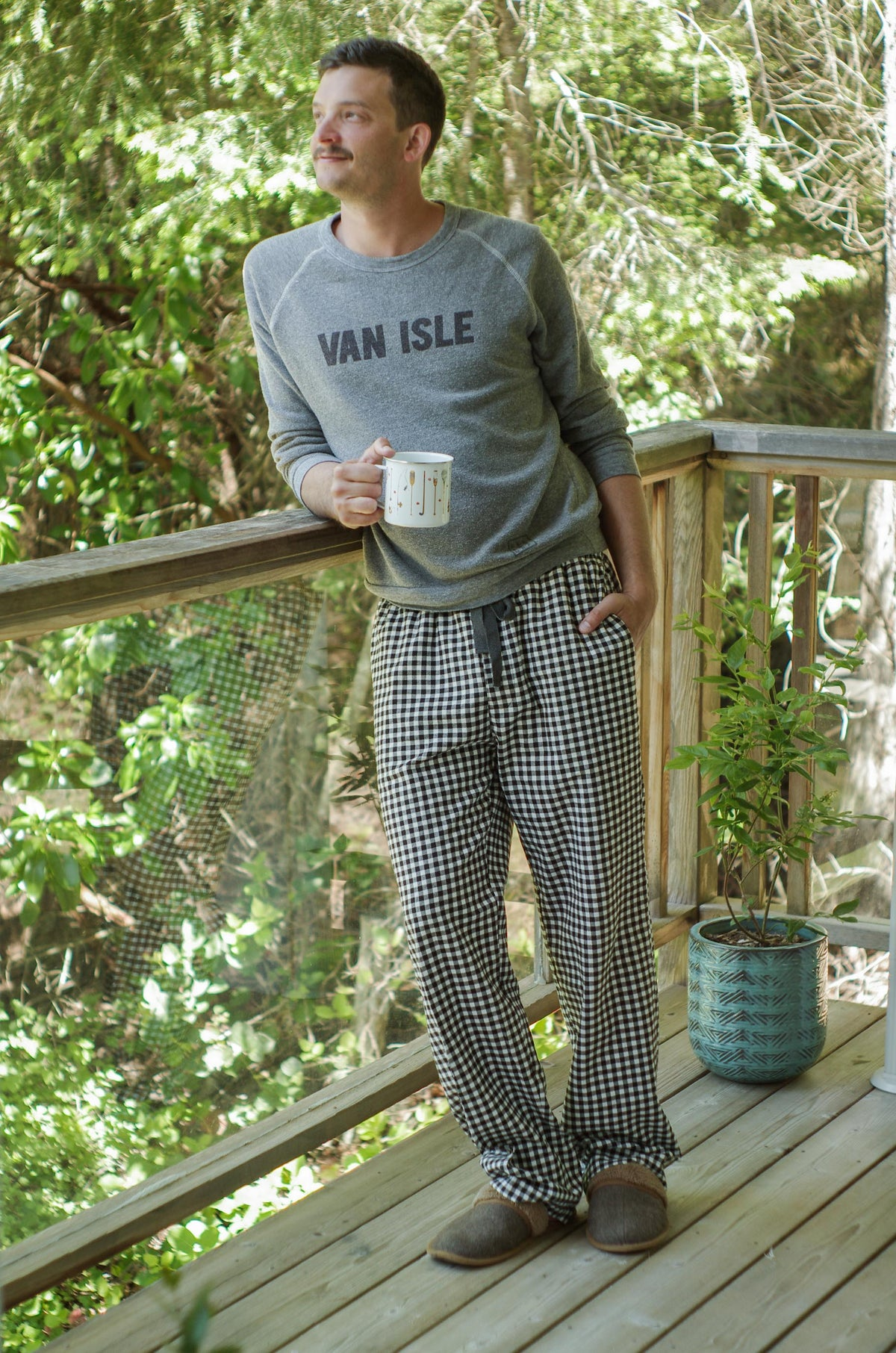 Eastwood Pajamas | Sewing Pattern - MaaiDesign