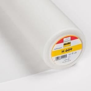 H609 Vilene Knit Fusible Interfacing - White - MaaiDesign
