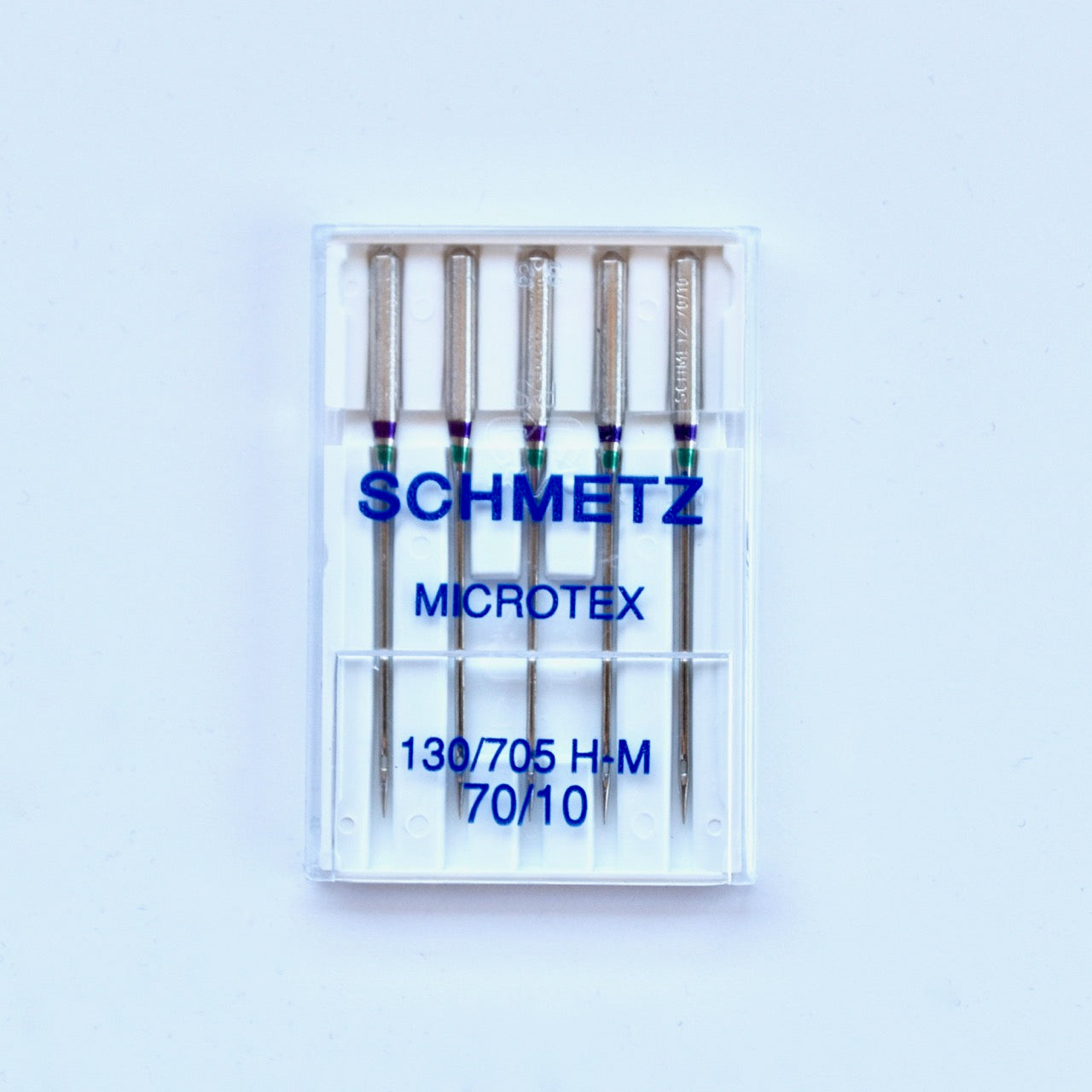 Machine Needles - Schmetz Microtex 70/10 - MaaiDesign