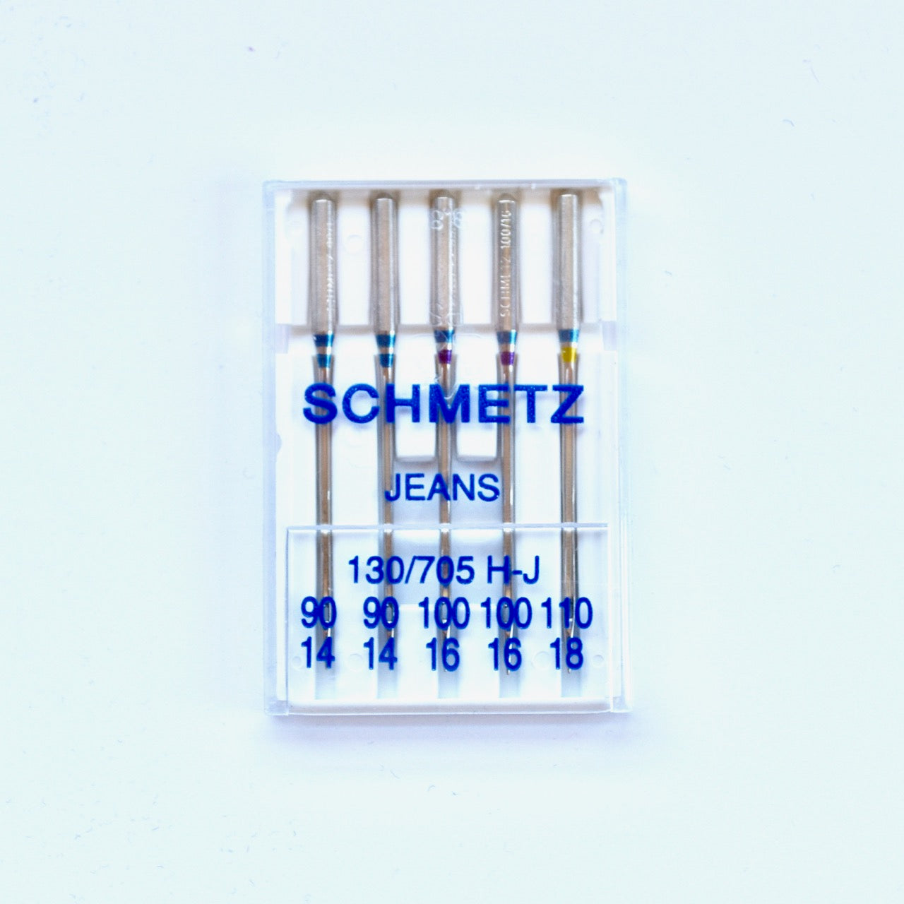 Machine Needles - Schmetz Jeans Assorted - MaaiDesign