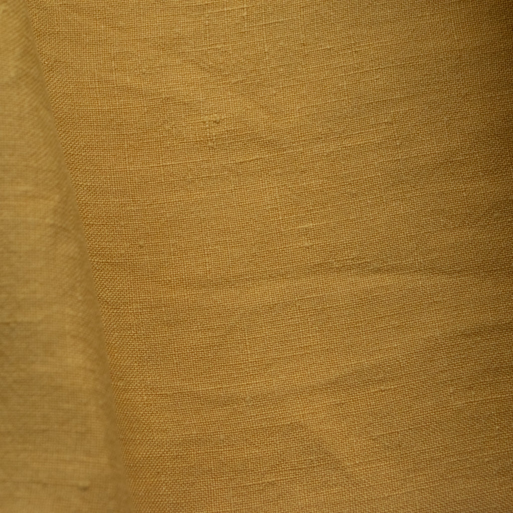 Washed Linen - Mustard - MaaiDesign
