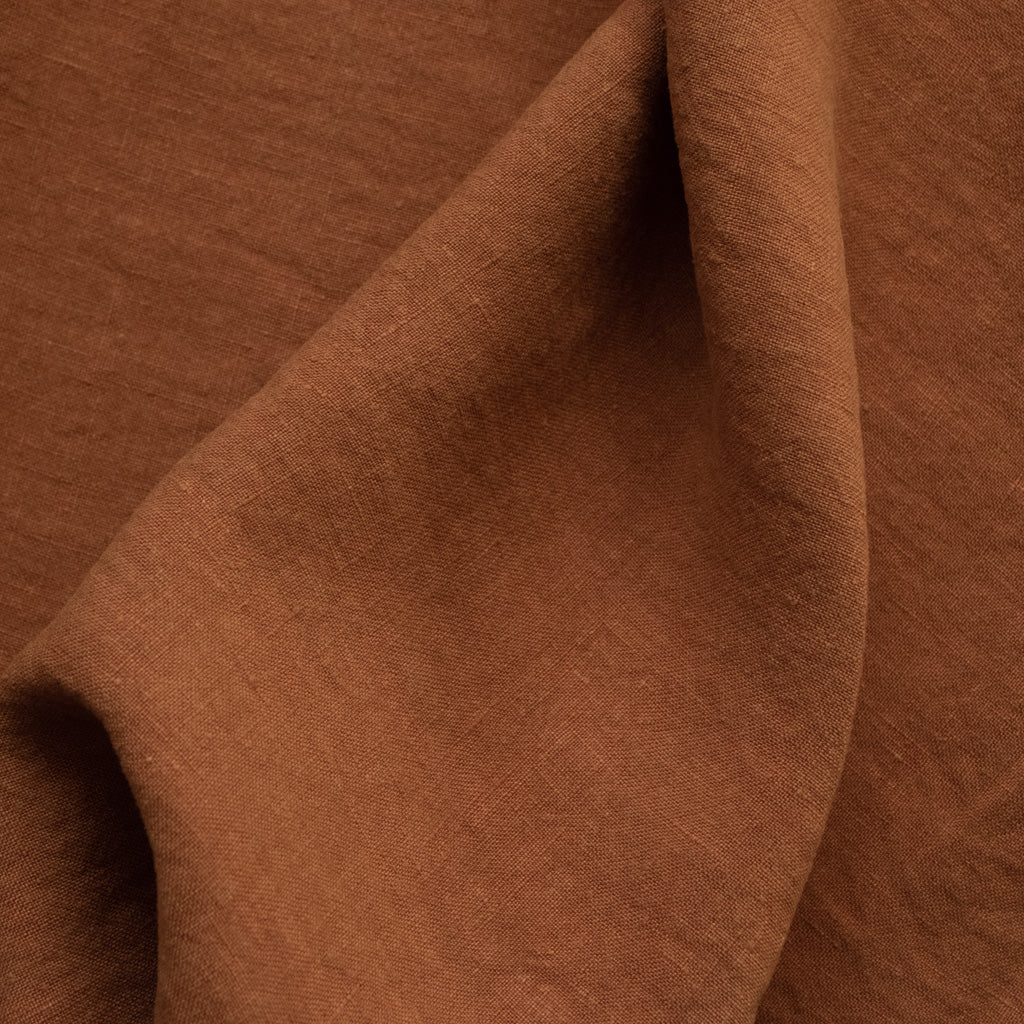 Washed Linen - Sienna - MaaiDesign