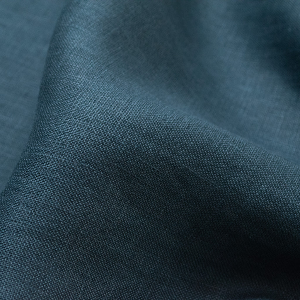 Heavy Linen - Prussian Blue - MaaiDesign