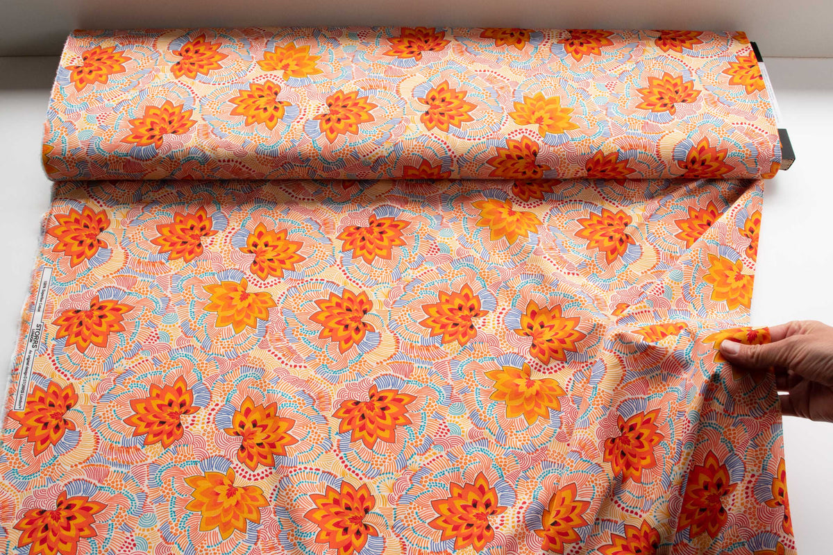 Storrs London - Cotton Lawn - Myriad - MaaiDesign