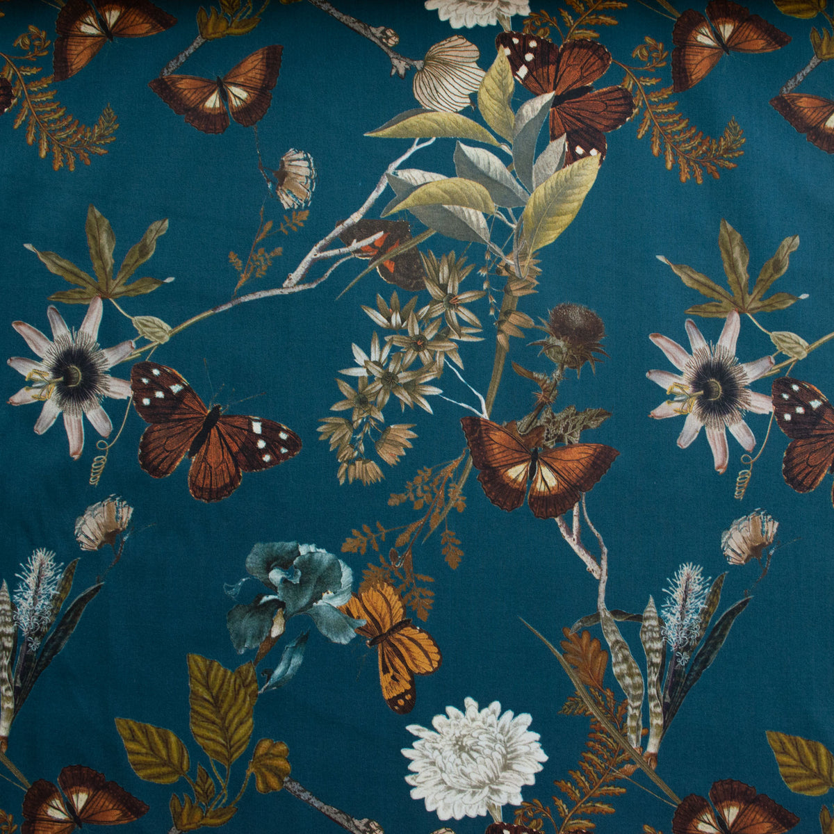Lady McElroy - Cotton Lawn - Twilight Flutter - MaaiDesign