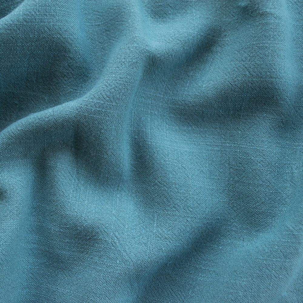 Viscose Linen Noil - Smokey Blue - MaaiDesign