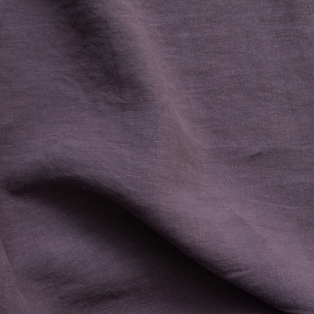Washed Linen - Eggplant - MaaiDesign