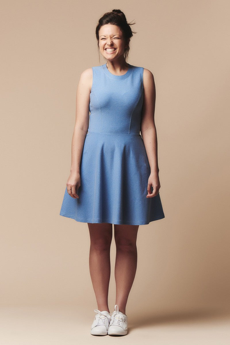 Zephyr Dress - Deer And Doe - MaaiDesign
