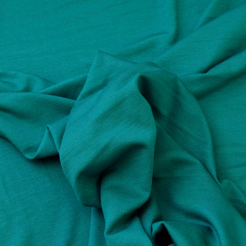 Bamboo Jersey - Jewel Green