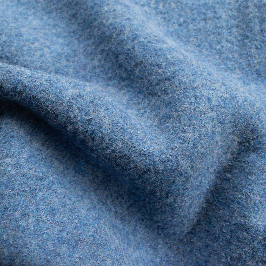Boiled Wool - Cornflower Blue - MaaiDesign