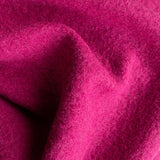 Boiled Wool - Raspberry - MaaiDesign