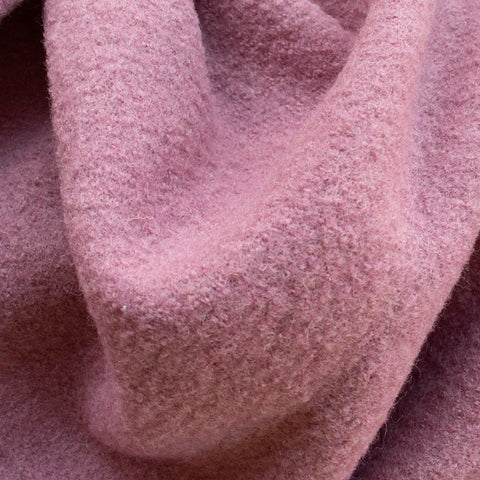 Boiled Wool - Vintage Pink - MaaiDesign