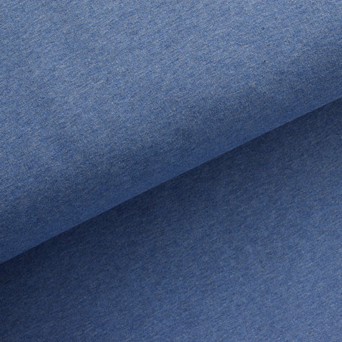 Cotton Jersey - Cornflower Marle - MaaiDesign