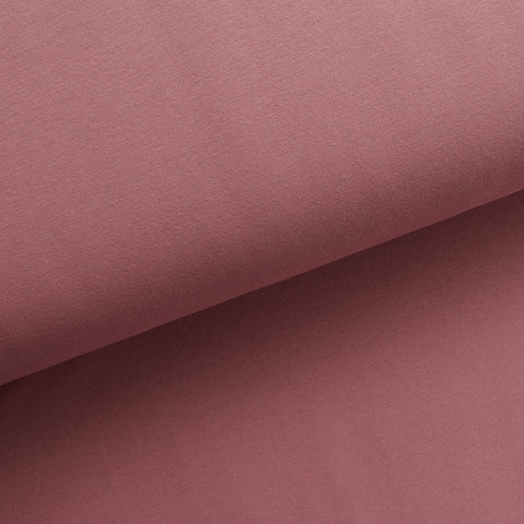Brushed Sweater Knit - Old Rose Pink - MaaiDesign