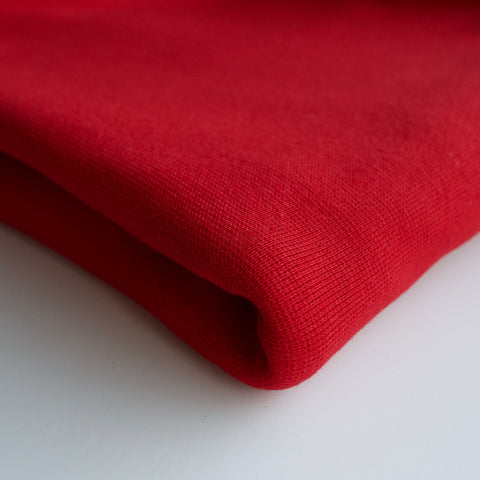 Ribbing - Cherry Red - MaaiDesign