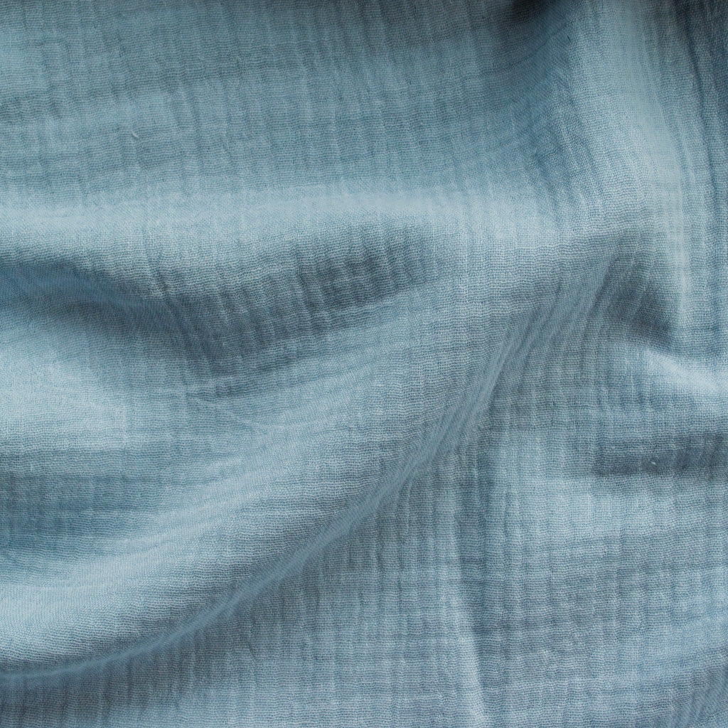 Double Gauze Cotton - Summer Sky - MaaiDesign