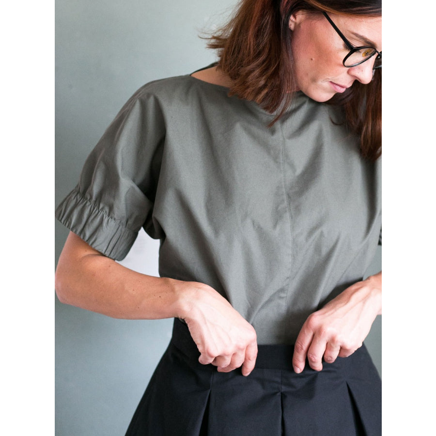 Cuff Top - The Assembly Line - MaaiDesign