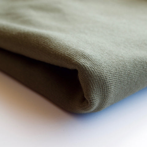 Ribbing - Dark Olive - MaaiDesign