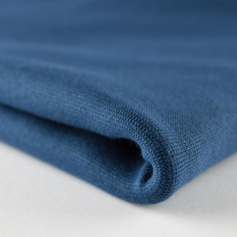 Denim Blue Ribbing - MaaiDesign