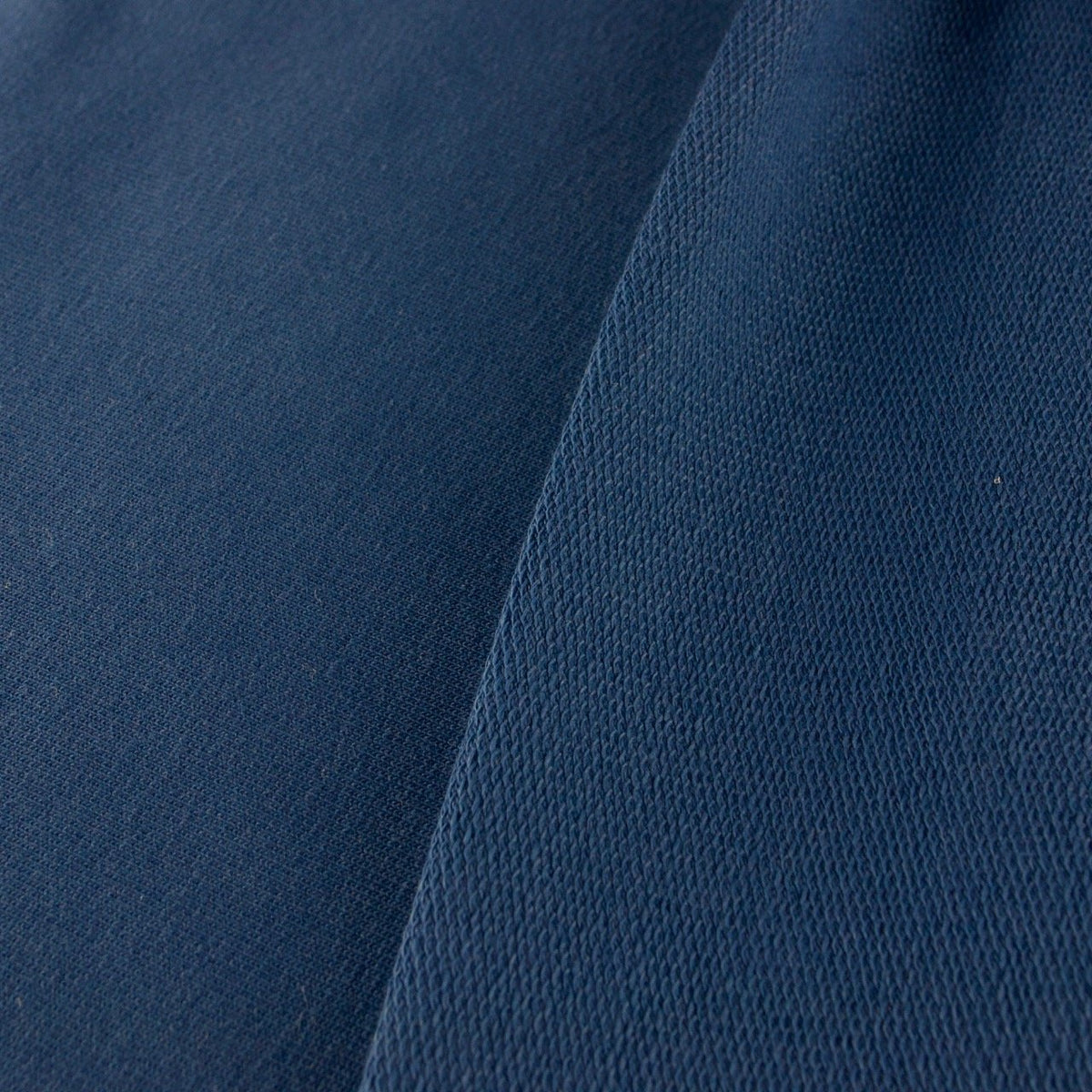 French Terry - Denim Blue - MaaiDesign