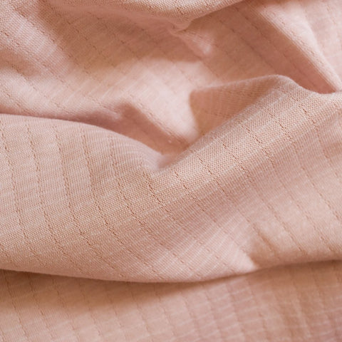 Double Gauze Jersey - Blush - MaaiDesign