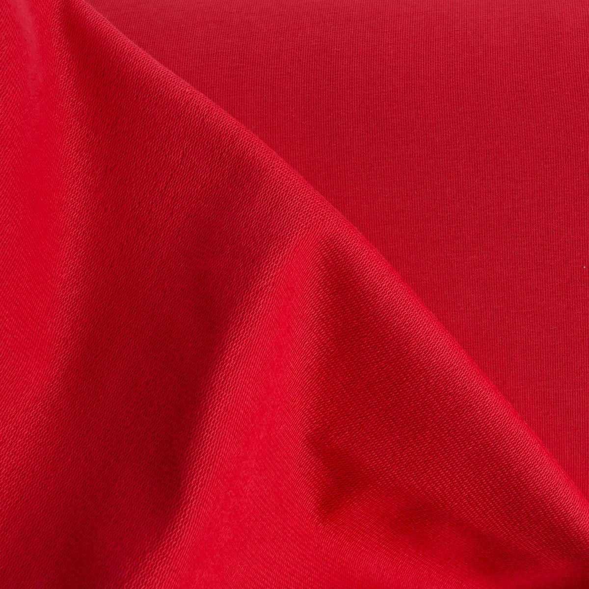 French Terry - Cherry Red - MaaiDesign
