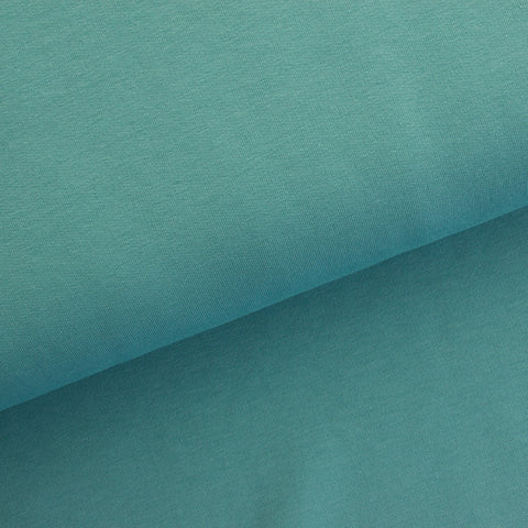 Cotton Jersey - Arctic Blue - MaaiDesign