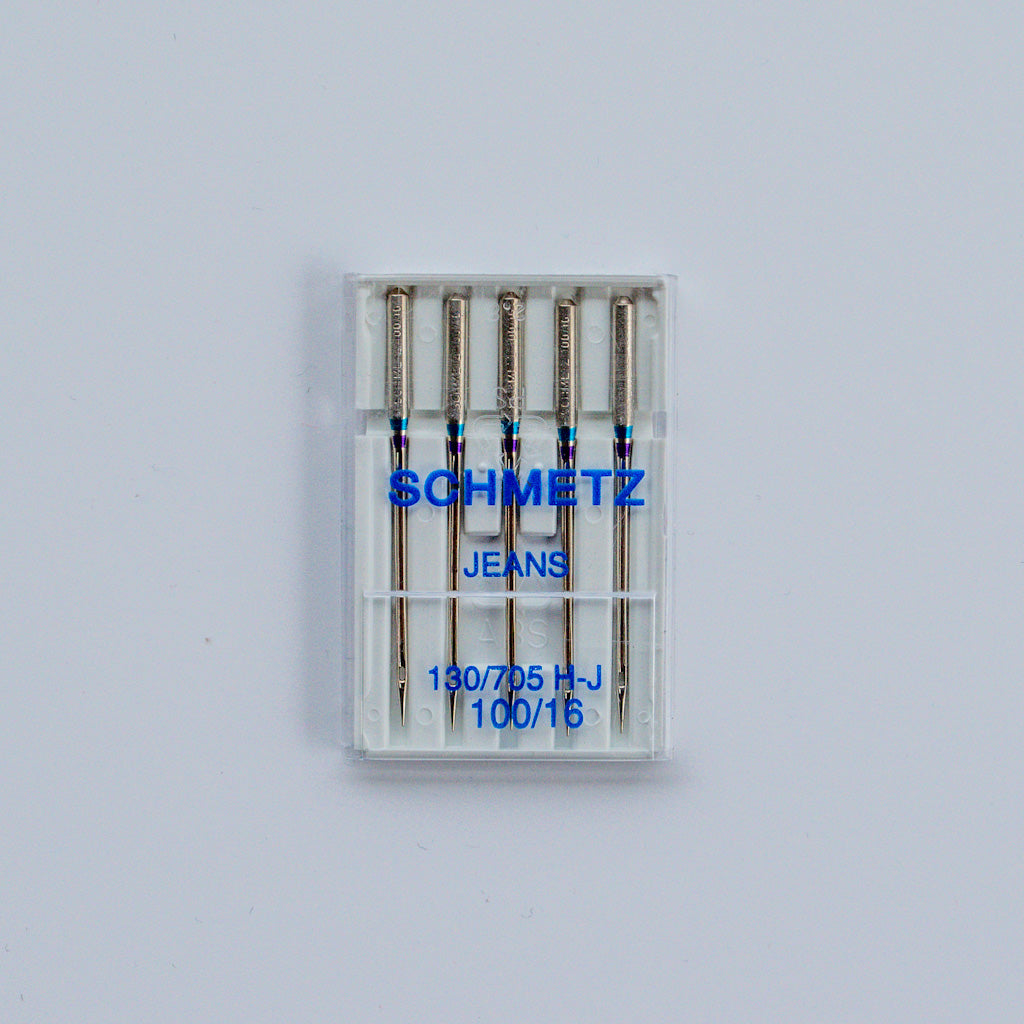 Machine Needles - Schmetz Jeans 100/16 - MaaiDesign