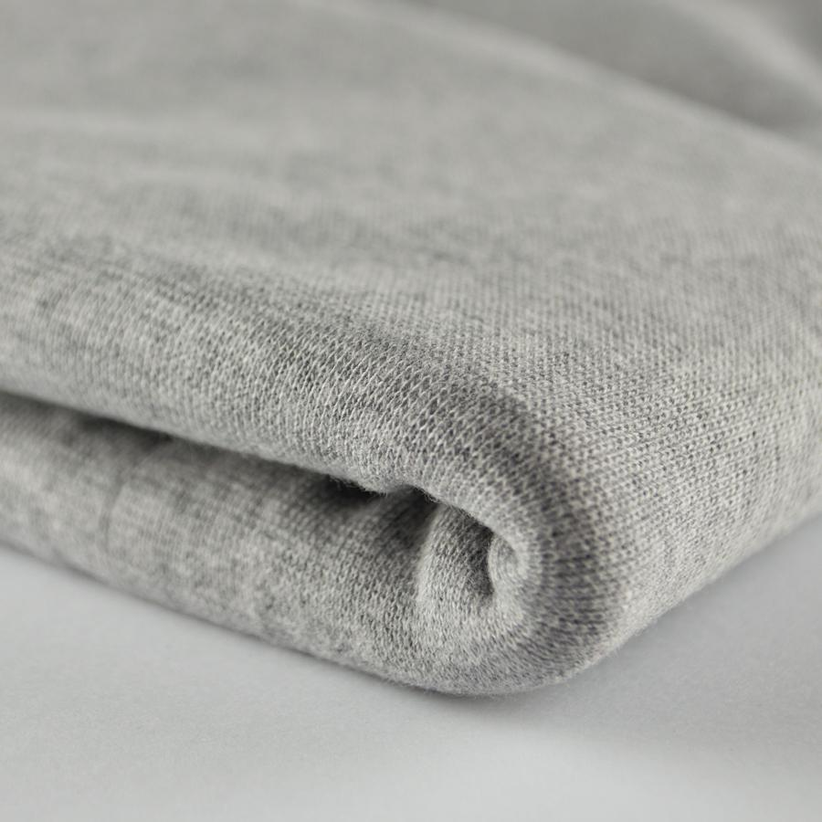 Ribbing - Light Grey Marle - MaaiDesign