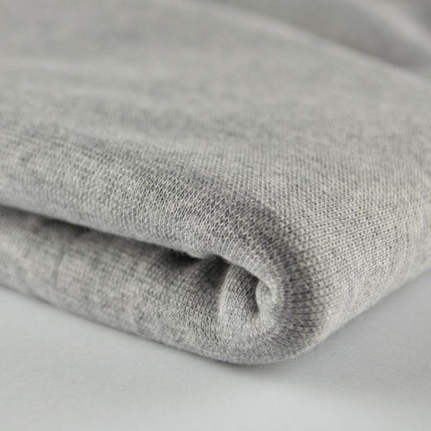 Light Grey Marle Ribbing - MaaiDesign
