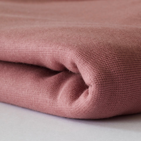Old Rose Pink Ribbing - MaaiDesign
