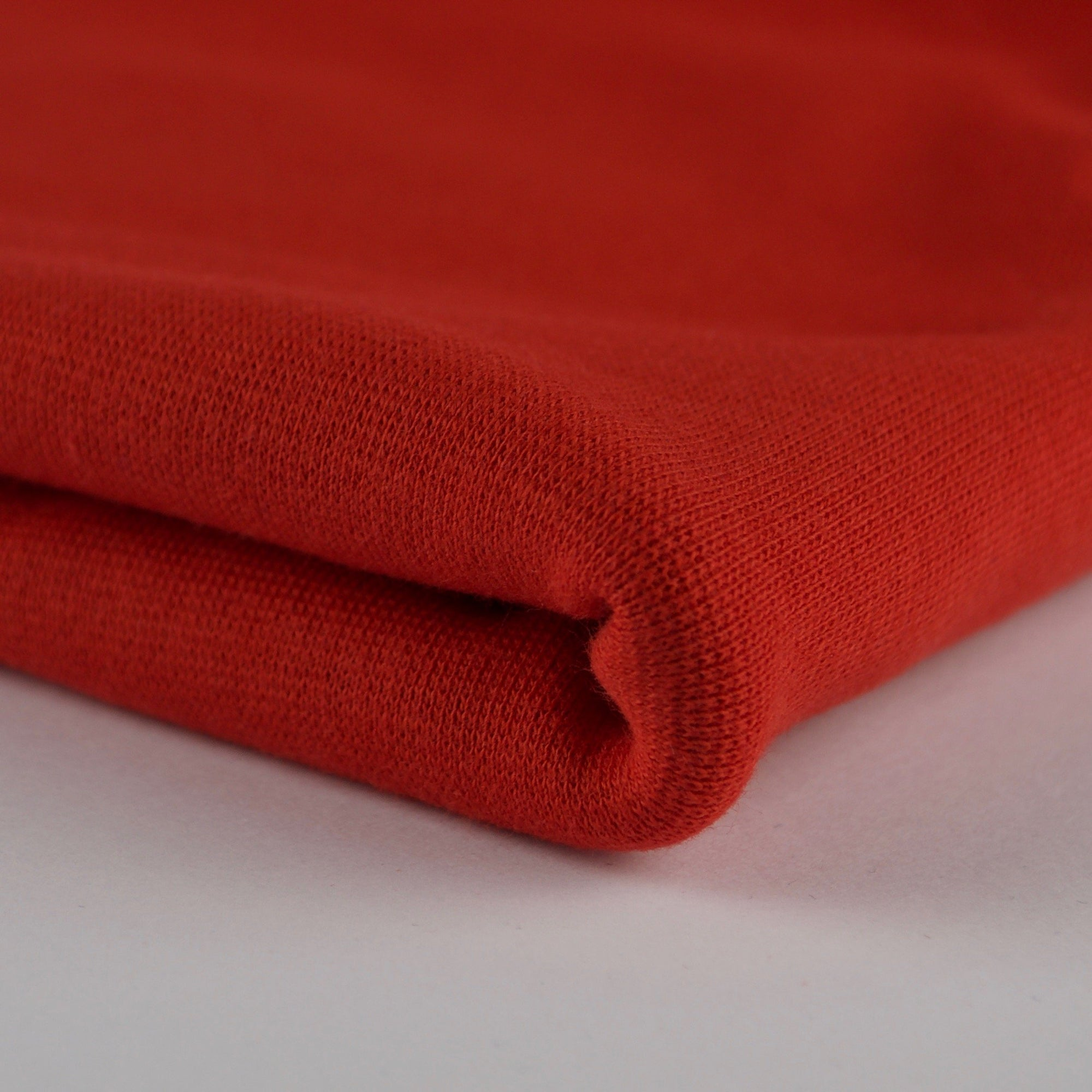 Warm Red Ribbing - MaaiDesign