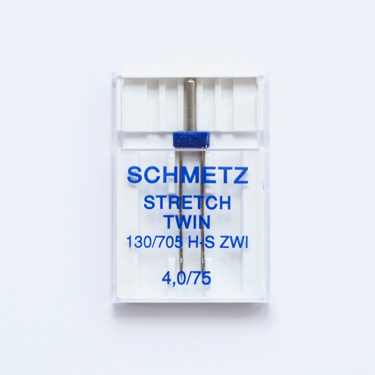 4mm Twin Machine Needle for Stretch - Schmetz - MaaiDesign