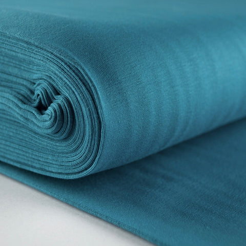 Cotton Jersey - Teal
