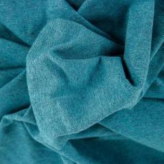 Cotton Jersey - Teal Marle - MaaiDesign