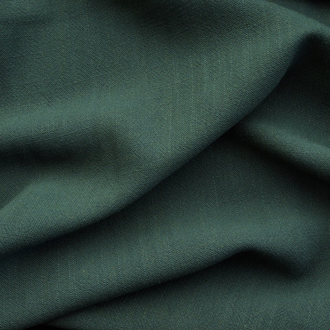 Viscose Linen Noil - Forest - MaaiDesign
