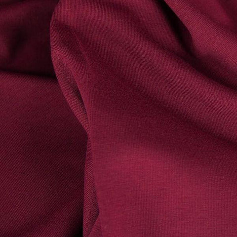 Solid Jersey - Wine Red - MaaiDesign