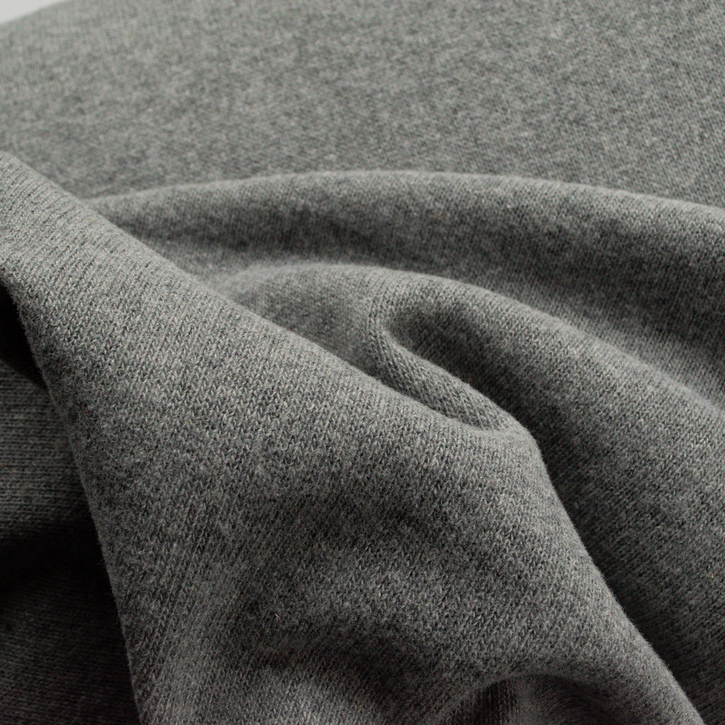 Cosy Winter Knit - Grey Marle - MaaiDesign