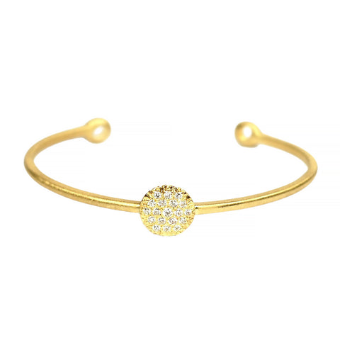 PAVE DOT CUFF - ONLINE EXCLUSIVE