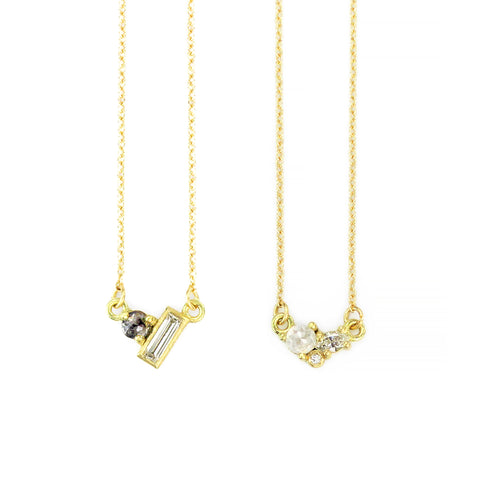 CONSTELLATION CLUSTER NECKLACE