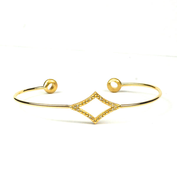 NORTH STAR SPRING CUFF