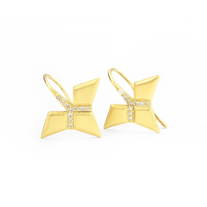 GEO DROP EARRINGS - ONLINE EXCLUSIVE