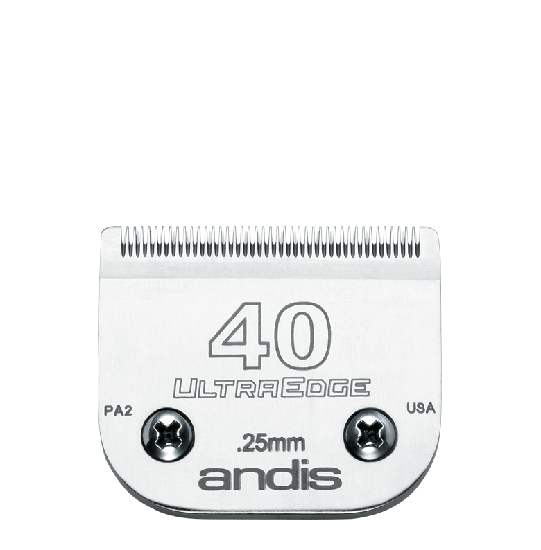 Andis UltraEdge® Detachable Blade, Size 40