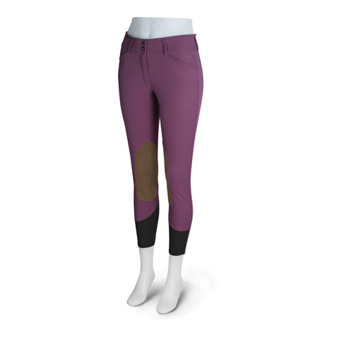 R.J. Classic's Anna Ladies's Mid-Rise Front Zip Breech