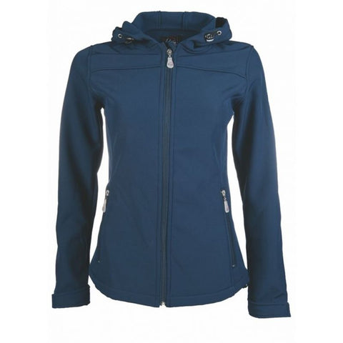 HKM Ladies Softshell Waterproof Sport Jacket