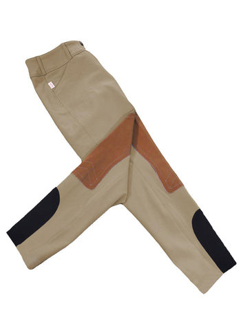 Tailored Sportsman Trophy Hunter Front Zip Women's Boot Sock Breeches