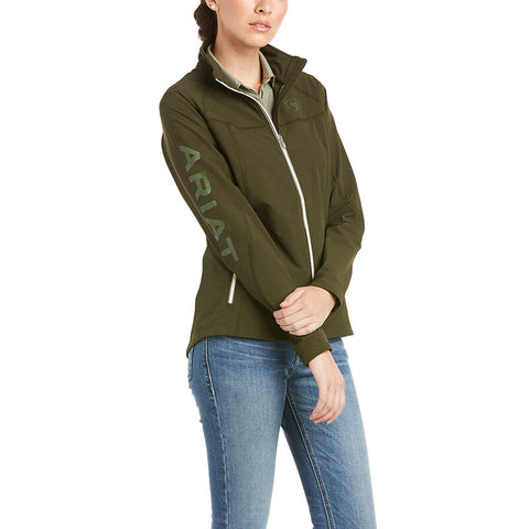 Ariat Women's Agile Softshell Water Resistant Jacket