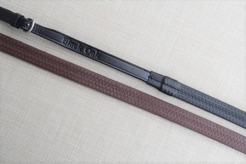 Black Oak Rubber Reins