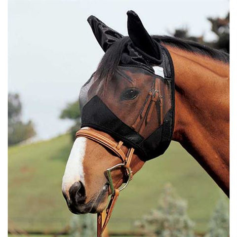 Cashel Quiet Ride Fly Mask